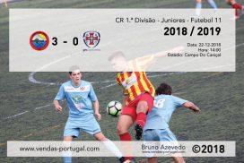 Futebol 11, Juniores, Madeira, CF Caniçal, GR Cruzado Canicense