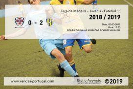 Taça da Madeira - Juvenis - Futebol 11 | GRC Canicense 0-2 CF União